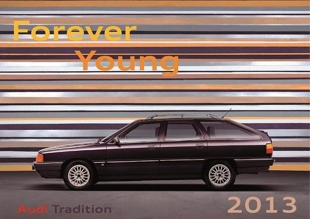 ?Forever Young? ? Kalender von Audi Tradition