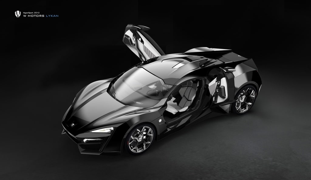 The Lykan Hypersport - More Photos to Make You Drool