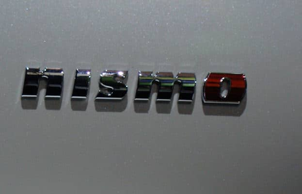 Nissan NISMO Badge