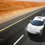 W Motors Lykan HyperSport DESERT mirage2