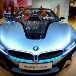 BMW i8 Concept 1