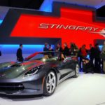 Chevy Corvette Stingray Convertible