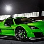 Green Gumpert Apollo