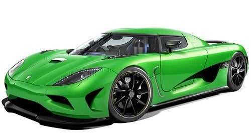 Lexus Is 350 >> Happy St. Patrick's Day! Here's a Crapload of Green Supercars to Look At