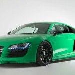 Green MTM Audi R8