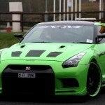 Green SVM Nissan GTR