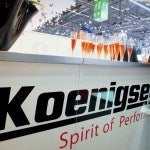 Koenigsegg Celebration