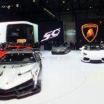 Lamborghini at Geneva