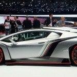 Lamborghini Veneno side