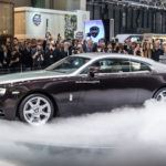 Ghost of Geneva Assumes Form: Rolls-Royce Wraith Debuts
