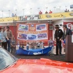 Postal Performance: USPS Releases Muscle Car Era Stamps