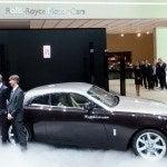 Rolls Royce Wraith 3