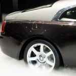 Rolls Royce Wraith 4