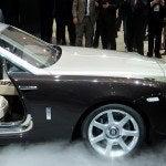 Rolls Royce Wraith 5