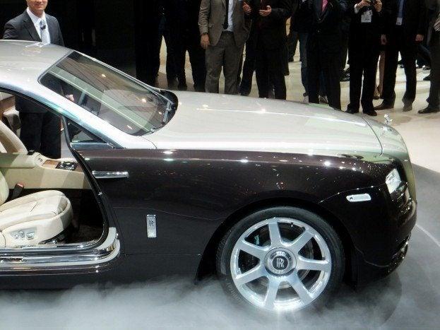Rolls Royce Wraith (5)