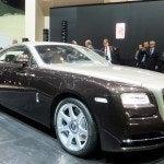 Rolls Royce Wraith 7