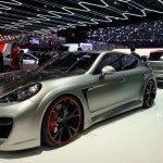TechArt GrandGT Porsche Panamera Turbo 1