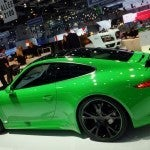 Techart Coupe - Porsche 911 Carrera 4S (2)