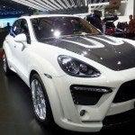 Techart Magnum - Porsche Cayenne Turbo (1)