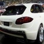 Techart Magnum Porsche Cayenne Turbo 2