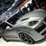 Techart SUV Porsche Cayenne S Diesel 1