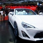 Toyota FT 86 Open Concept 2