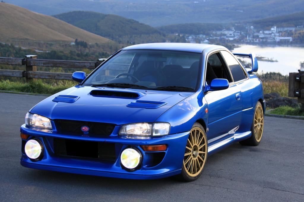 Subaru WRX STi Coupe