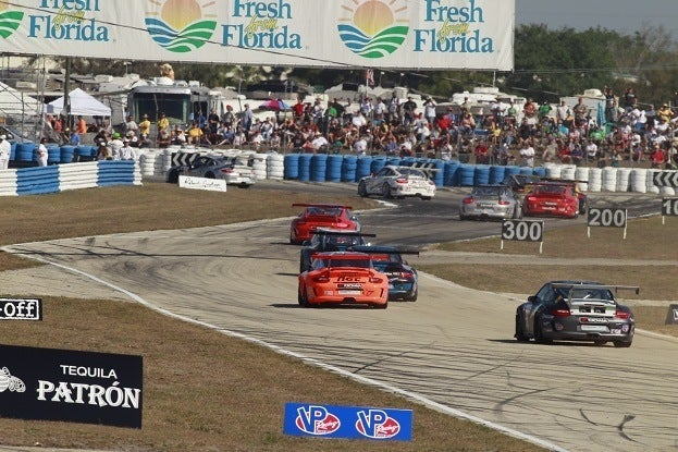 sebring- 12hours- FullGTCField_Rear