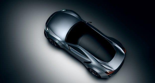 Toyota MKV Supra top