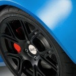 Detroit Electric SP:01 wheel