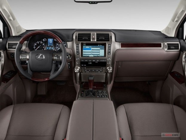 2013 Lexus Gx460 Premium Review