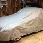 Honda S2000 Custom Car Cover
