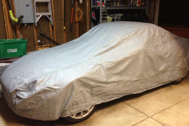Honda S2000 Custom Car Cover