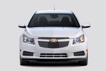2014 Chevrolet Cruze Diesel front
