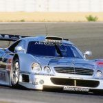 Cars of Supercar's Past: The Mercedes-Benz CLK-GTR