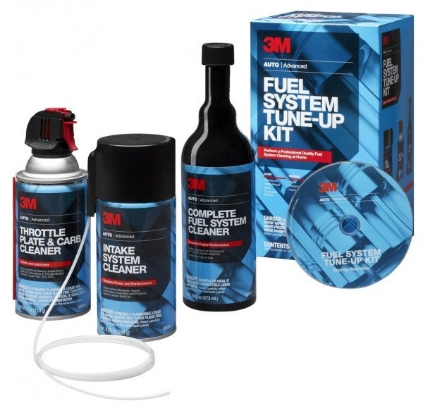 3M Fuel System Tune-Up Kit unpackaged
