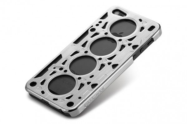 Gasket V8 iPhone 5 case