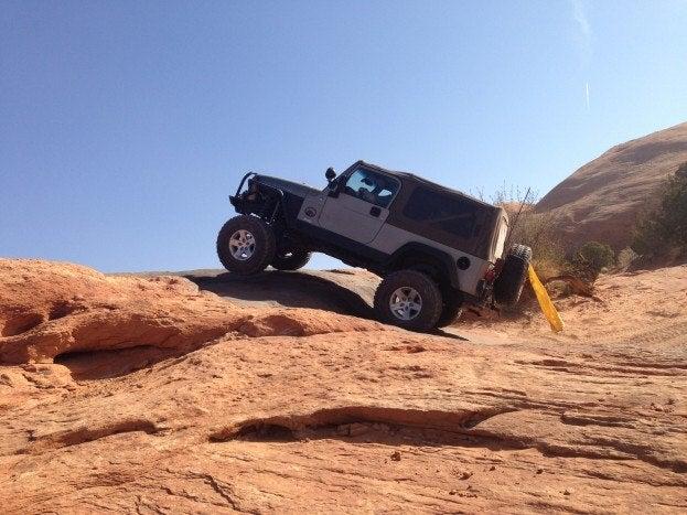 Jeep Safari Climbing Photo Automoblog Net