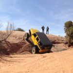 Rock Climbing Jeep Style | Moab Easter Jeep Safari