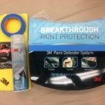 3M Paint Defender spray-on film - hands-on trial