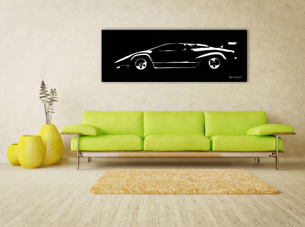 Lamborghini Countach Blackprints
