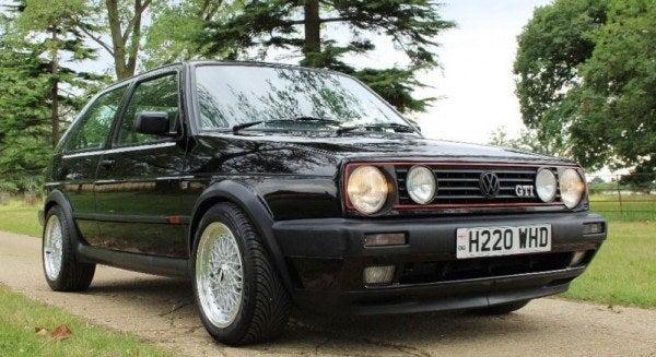 Mk2 VW Golf GTi