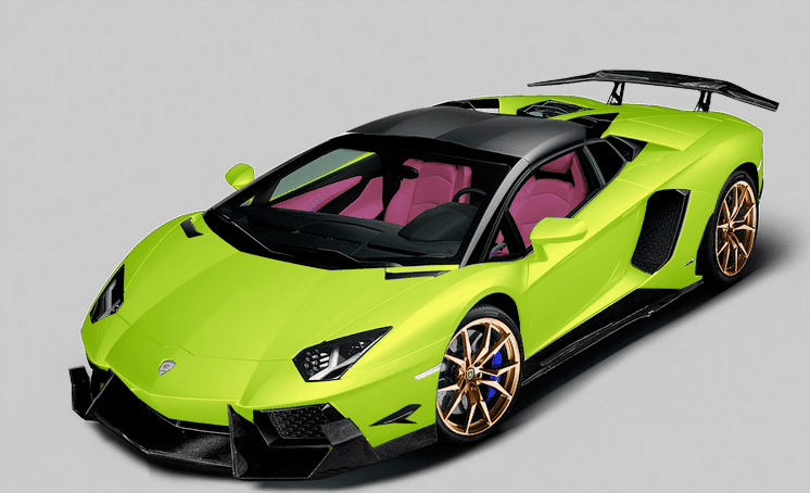 Contest Who Can Make The Ugliest Lamborghini Aventador