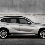2013 BMW X1 side