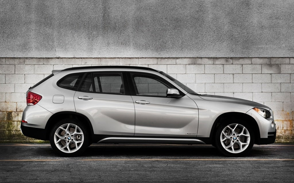 Review 2013 BMW X1 xDrive35i