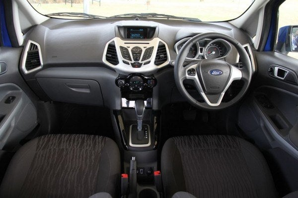 2013 Ford Ecosport A Review From India