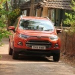 2013 Ford EcoSport – A Review from India