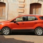 2013 Ford EcoSport side