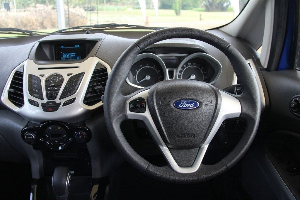 2013 Ford EcoSport 7 photo on Automoblognet