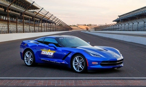 Corvette Indy Pace Car For Sale